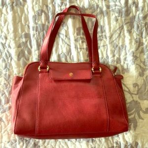 Relic purse, red